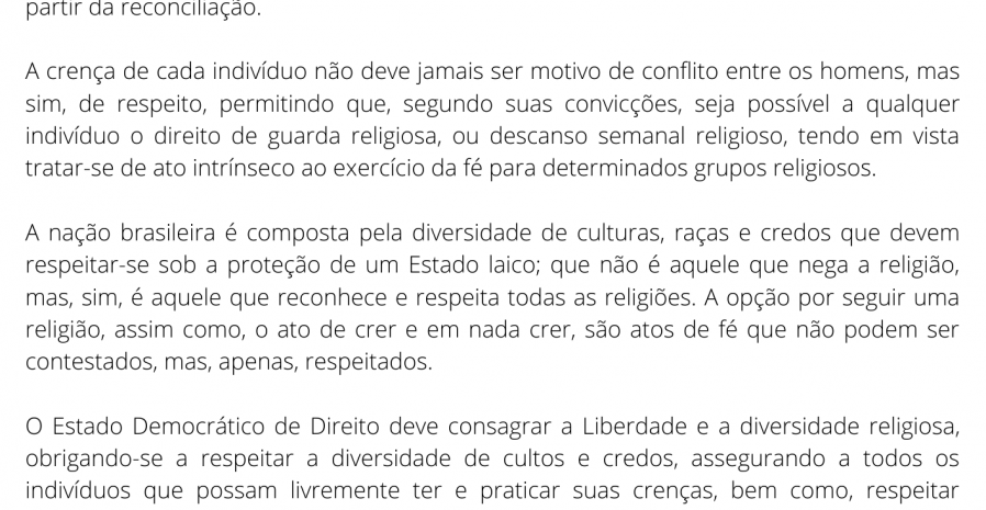 NOTA PÚBLICA  DO INSTITUTO DOS ADVOGADOS DO DISTRITO FEDERAL
